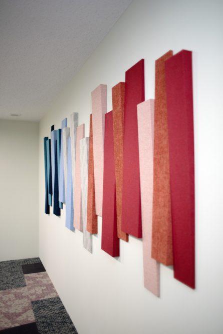 Fabric Art Panel