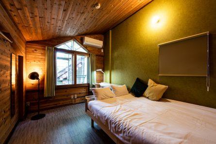 ケリエ山荘 HAKUSAN Retreat – Guest room