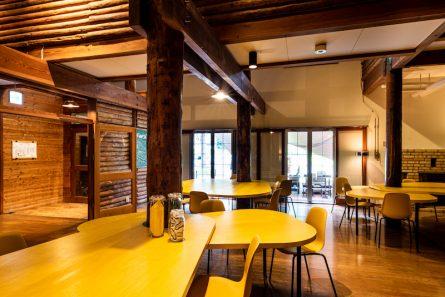 ケリエ山荘 HAKUSAN Retreat – Pubric Area