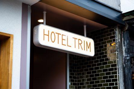 HOTEL TRIM redesign