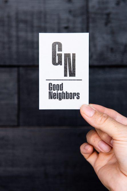 Good Neighbors CI計画